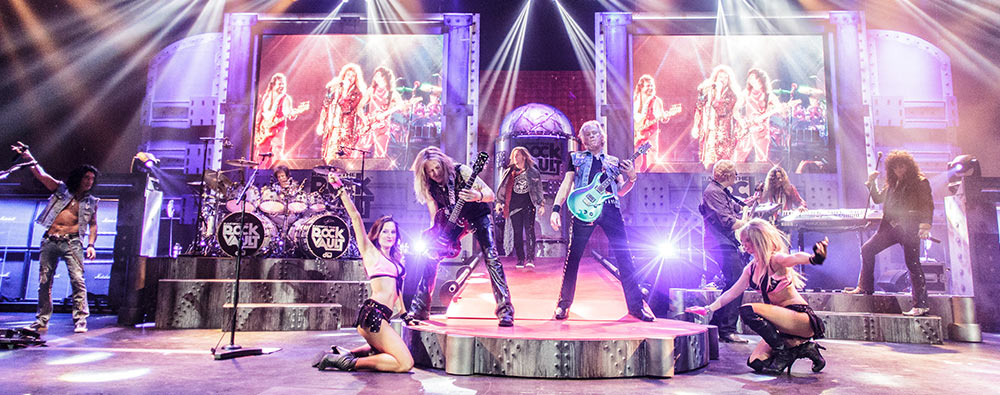 """Raiding the Rock Vault"" to End Tropicana Las Vegas Residency, July 31"