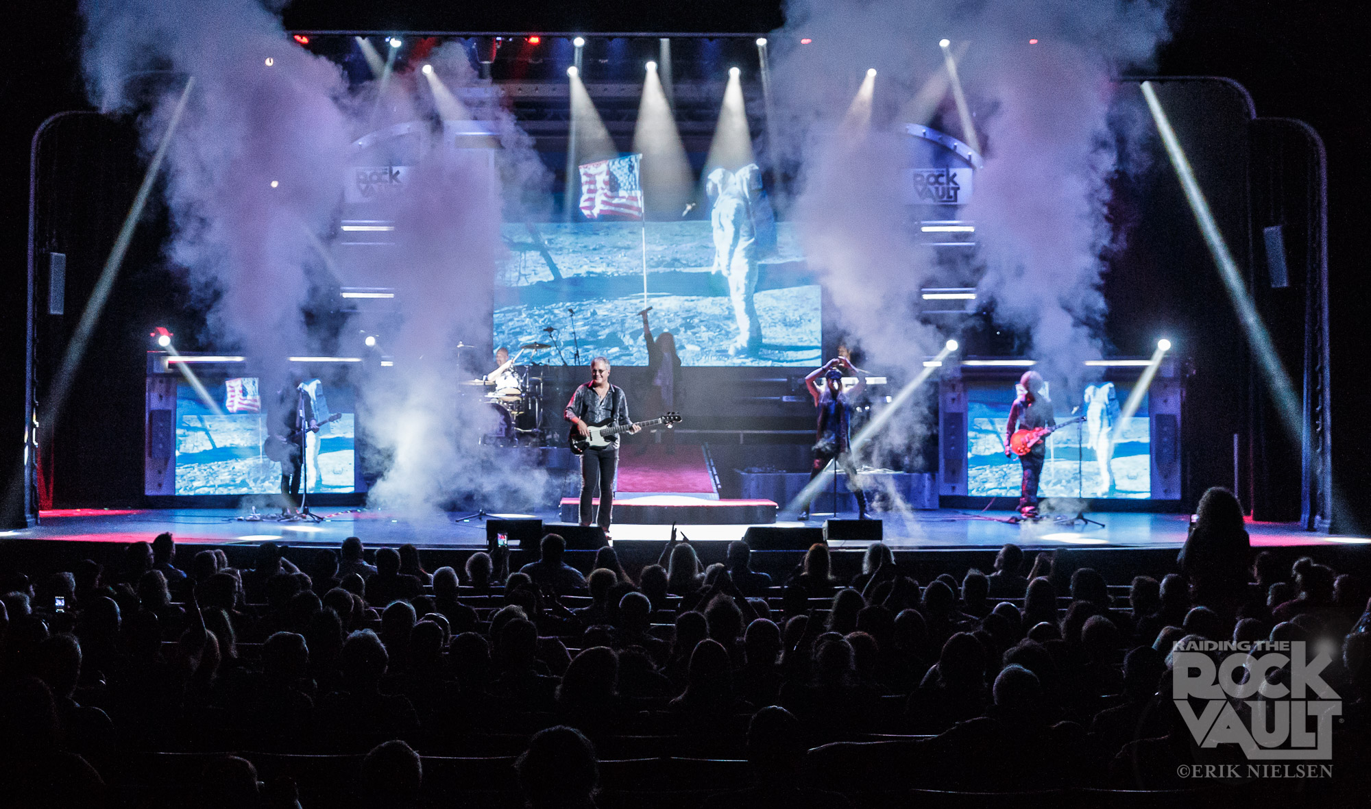Raiding The Rock Vault Debuts in Branson, MO at The Starlite Theatre
