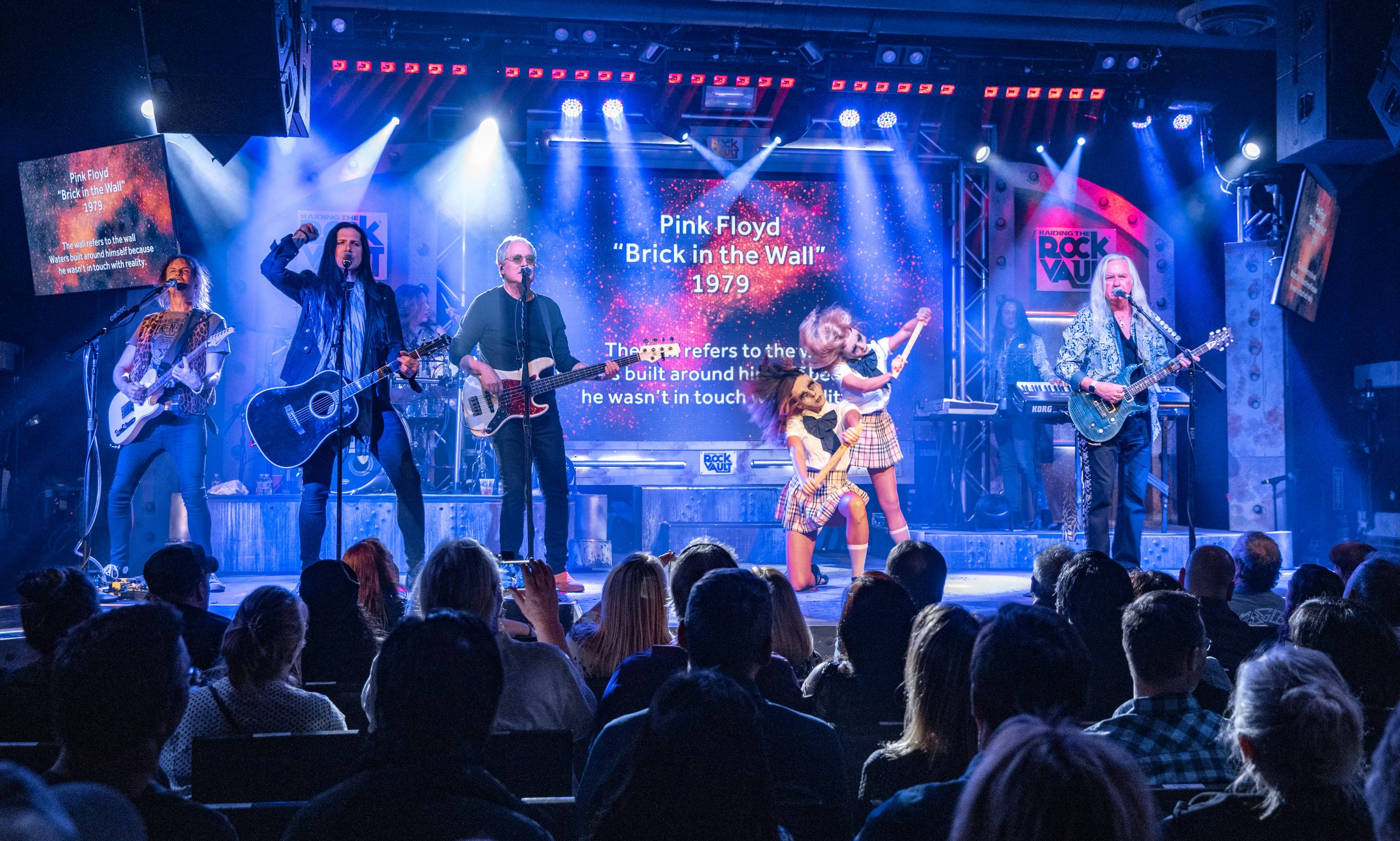 Raiding the Rock Vault Voted Best of Las Vegas for a 6th Year in a Row!