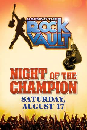 'Night of the Champion' August 17 Celebrates Boxing Legend Leon Spinks
