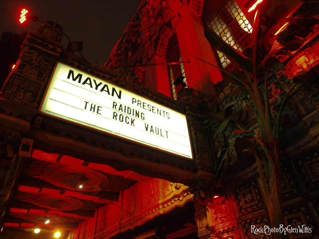Debut Gig in Los Angeles – Review by Screamer Magazine